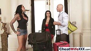 (austin lynn) Scorching Stellar Wifey Get romped In Cheating Sex Scene mov-05
