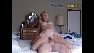 Hidden Webcam in Parents Bedroom - Mother & Parent Gonzo sex live - NIZZERS.COM