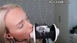 WHORE DOES ASMR FOR DADDY