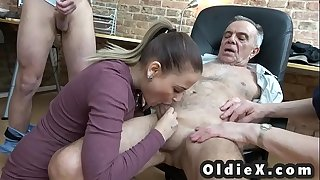 Old and young 4 way