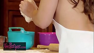 When Squealing Play - (Blair Williams, Jojo Kiss) - Most Important Meal of the Day - Twistys