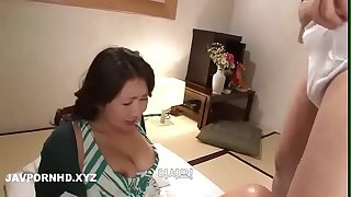 Japanese mom forced nailed everyday