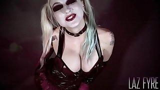 Harley Quinn & Joker The Porno Origin Part one -Leya Falcon & Laz Fyre