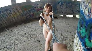 Submissive slave D/s
