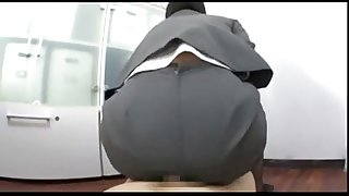 SpankBang asian office women assjobs pt 1 480p
