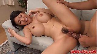 Tart's Hard Asian Girls on Bed HD Miho Ichiki