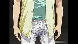 Sex Asian Cartoon Nut sack butt-plugs vibrator and deep-throats dick - http://hentaiforyou.org